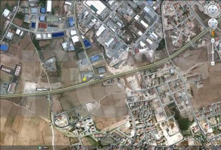 Commercial Land in Aradippou, Larnaca