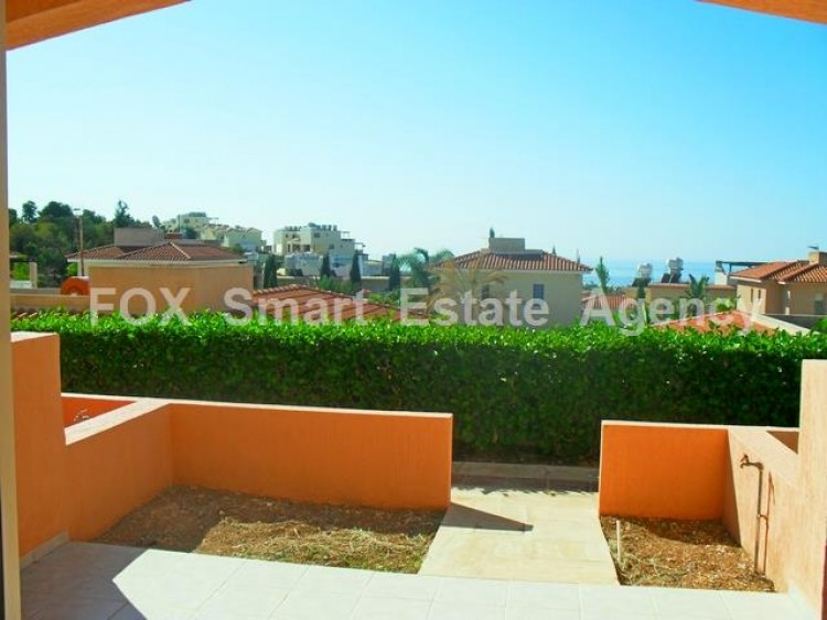 For Sale 2 Bedroom Semi-detached House in Peyia, Pegeia, Paphos