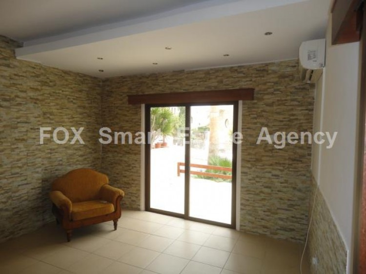 For Sale 2 Bedroom Ground floor Apartment in Drosia, Larnaca 7