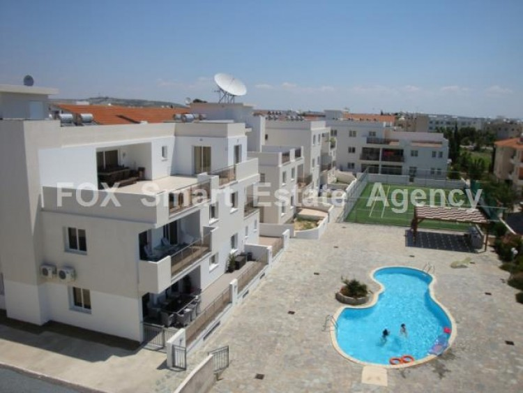 For Sale 2 Bedroom Apartment in Oroklini, Voroklini (oroklini), Larnaca