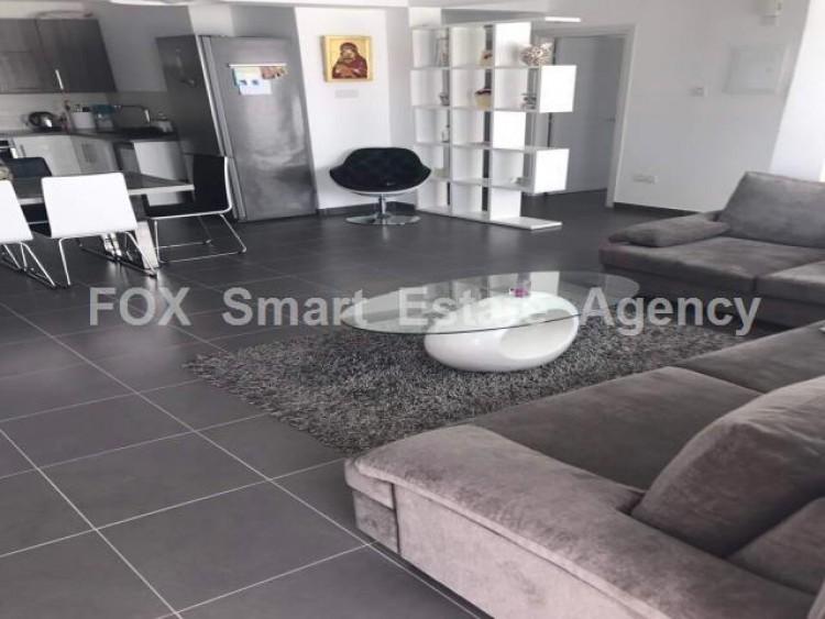 For Sale 2 Bedroom Top floor Apartment in Aradippou, Larnaca 2