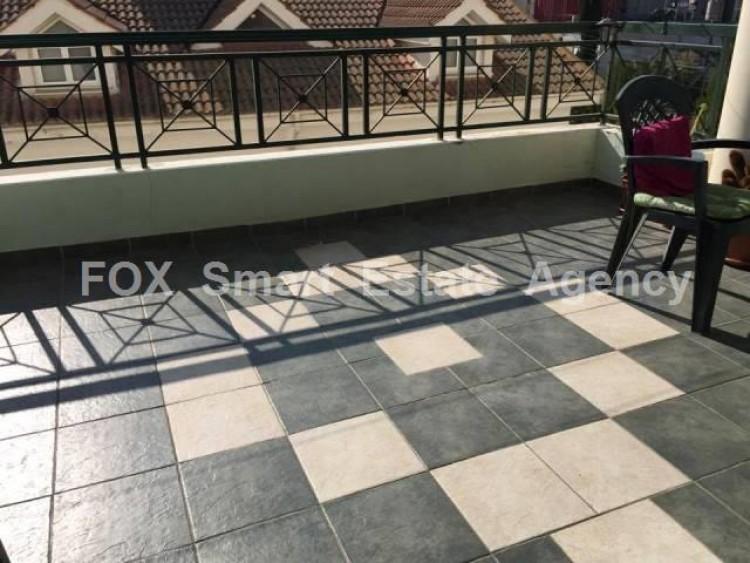 For Sale 3 Bedroom Apartment in Agios dometios, Nicosia