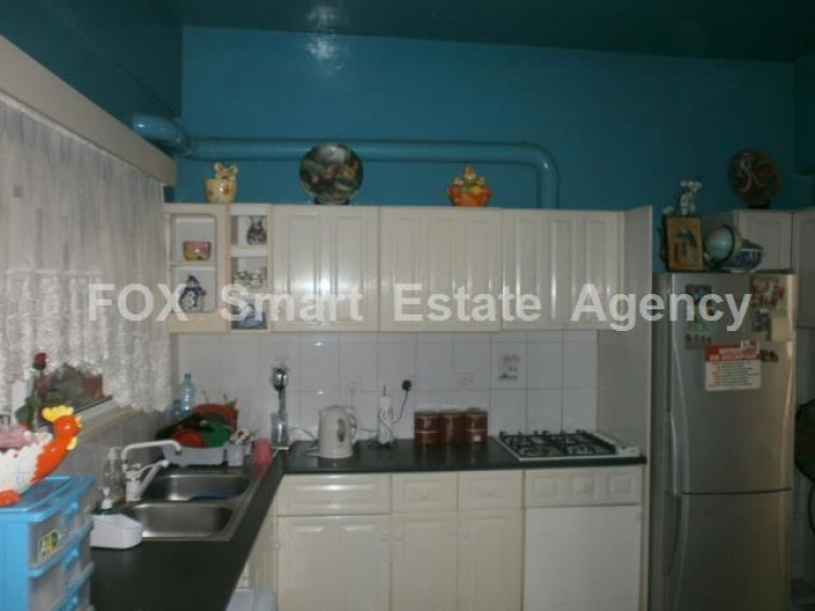 For Sale 3 Bedroom Apartment in Chrysopolitissa area, Chrysopolitissa, Larnaca