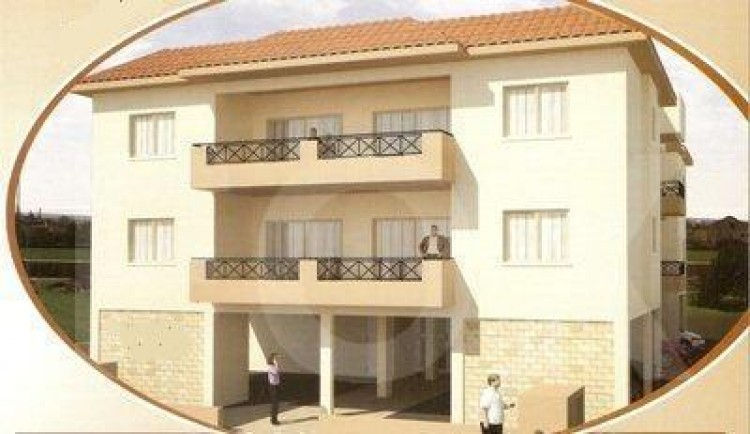 For Sale 2 Bedroom Apartment in Erimi, Limassol 2