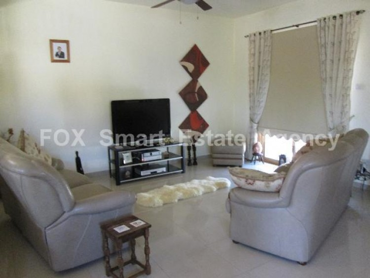 For Sale 3 Bedroom Detached House in Anafotia, Anafotida, Larnaca 2