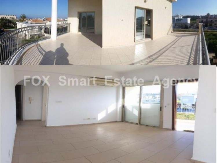 For Sale 3 Bedroom Whole floor Apartment in Kato pafos , Paphos