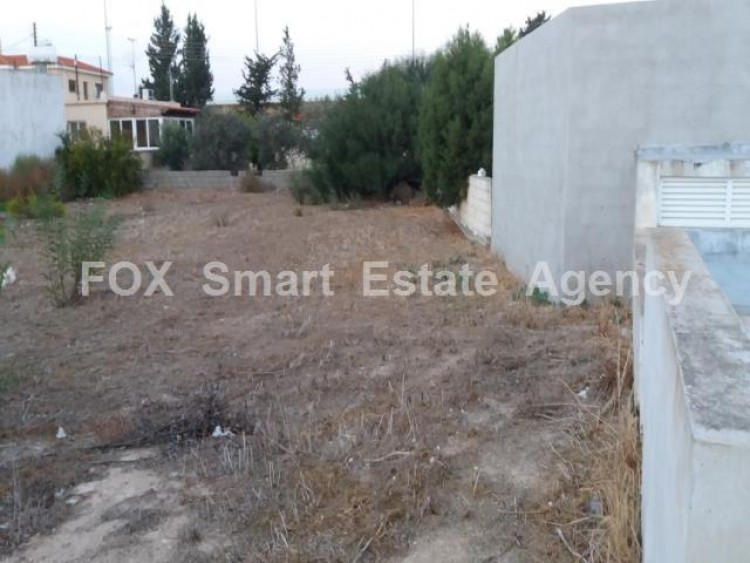 Plot in Kiti, Larnaca