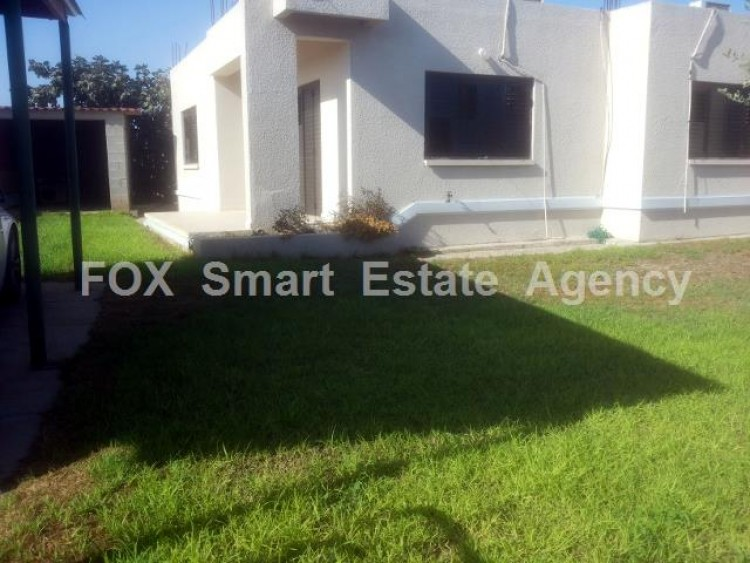 For Sale 4 Bedroom  House in Xylotymvou, Larnaca