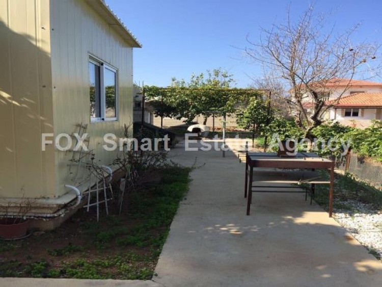 For Sale 4 Bedroom  House in Xylotymvou, Larnaca 16