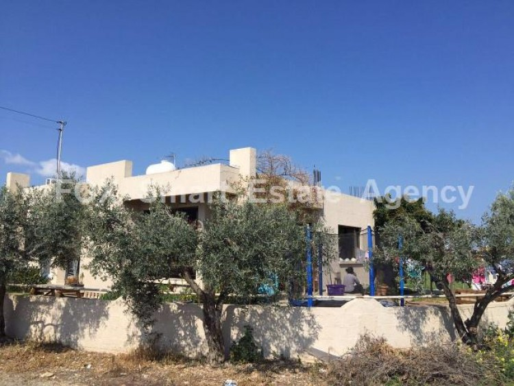 For Sale 4 Bedroom  House in Xylotymvou, Larnaca 19