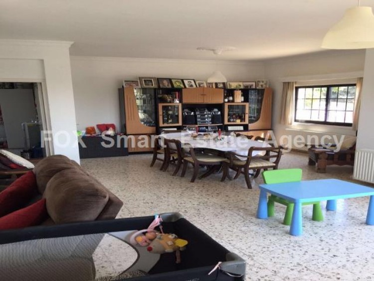For Sale 4 Bedroom  House in Xylotymvou, Larnaca 3