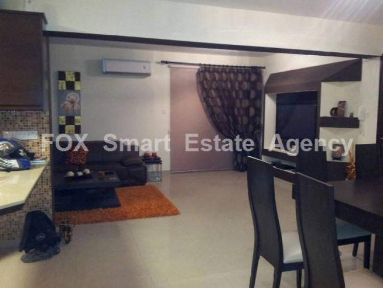For Sale 2 Bedroom Top floor with roof garden Apartment in Salamina stadium area, Larnaca