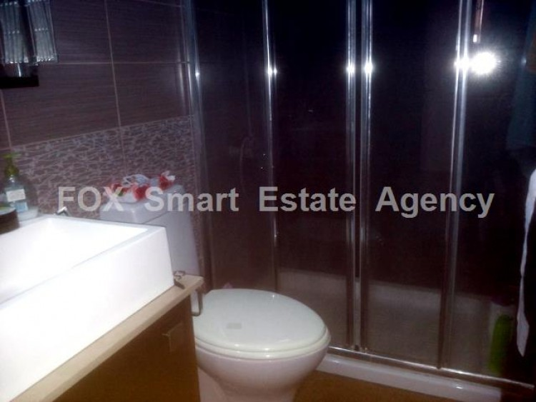 For Sale 2 Bedroom Top floor with roof garden Apartment in Salamina stadium area, Larnaca 12