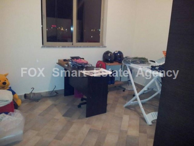 For Sale 2 Bedroom Top floor with roof garden Apartment in Salamina stadium area, Larnaca 13