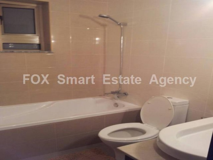 For Sale 2 Bedroom Top floor with roof garden Apartment in Salamina stadium area, Larnaca 14