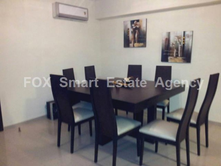 For Sale 2 Bedroom Top floor with roof garden Apartment in Salamina stadium area, Larnaca 6