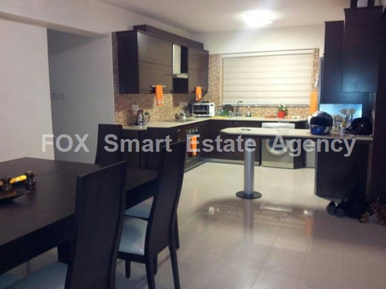 For Sale 2 Bedroom Top floor with roof garden Apartment in Salamina stadium area, Larnaca 7