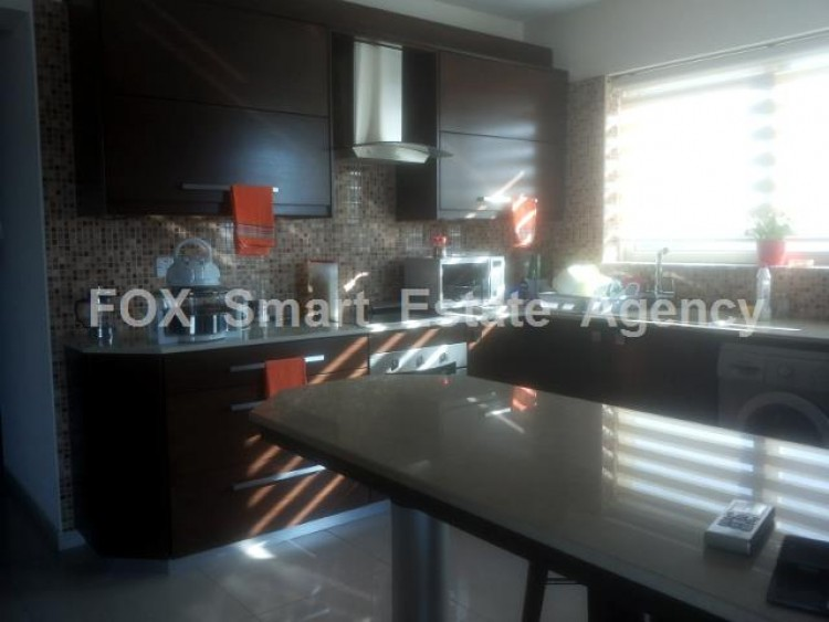 For Sale 2 Bedroom Top floor with roof garden Apartment in Salamina stadium area, Larnaca 8