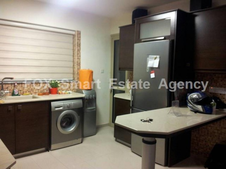 For Sale 2 Bedroom Top floor with roof garden Apartment in Salamina stadium area, Larnaca 9