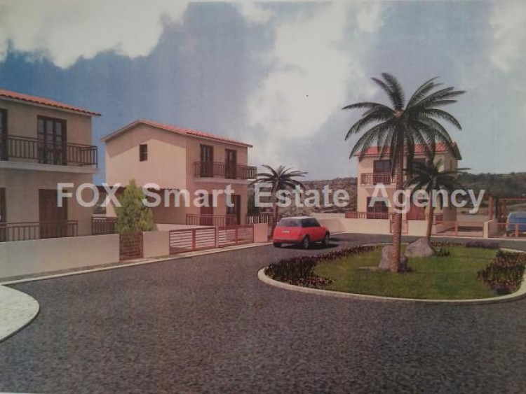 For Sale 3 Bedroom Detached House in Pano lefkara, Larnaca 2