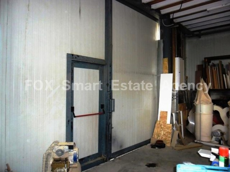Warehouse / Factory in Kaimakli, Nicosia 10