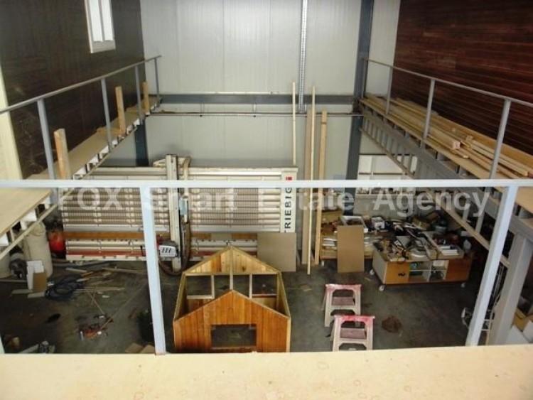 Warehouse / Factory in Kaimakli, Nicosia 14