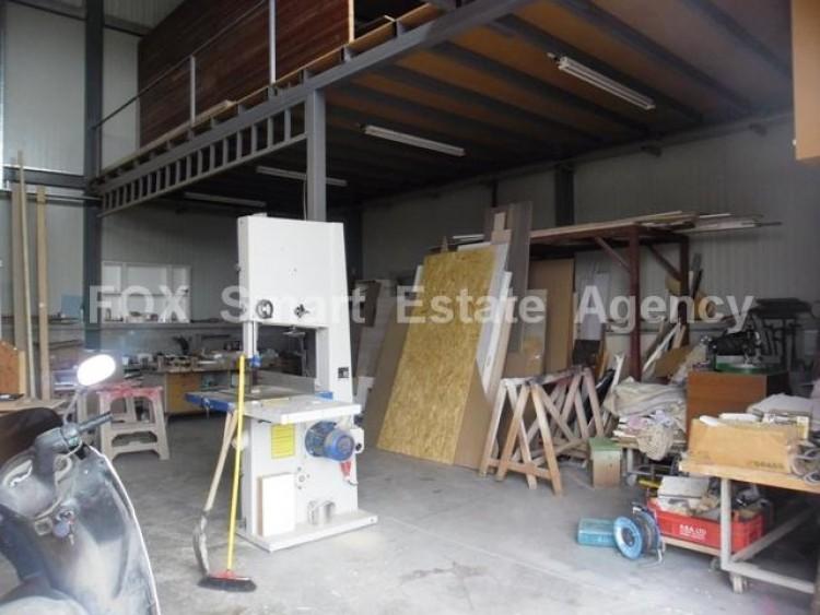 Warehouse / Factory in Kaimakli, Nicosia 3