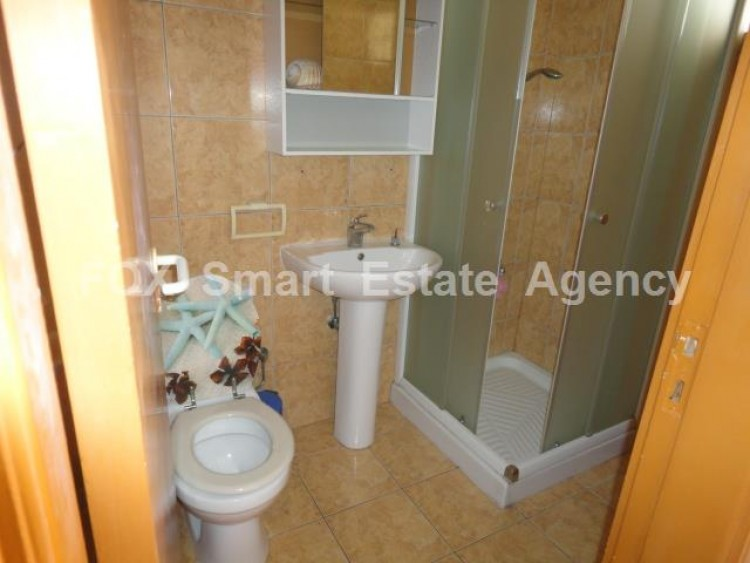 For Sale 1 Bedroom Maisonette House in Dekelia, Larnaca 2