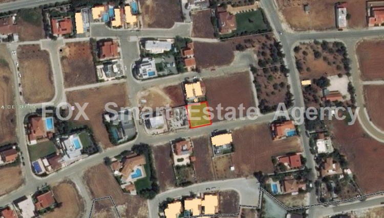 Plot in Latsia, Nicosia