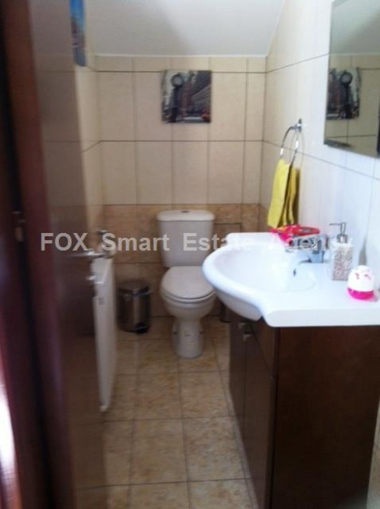 For Sale 2 Bedroom Semi-detached House in Lakatameia, Nicosia 9