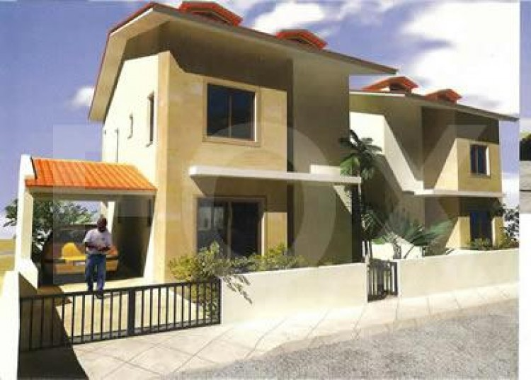 For Sale 3 Bedroom Semi-detached House in Troulloi, Larnaca 3