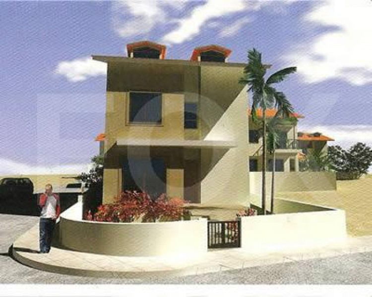 For Sale 3 Bedroom Semi-detached House in Troulloi, Larnaca 4