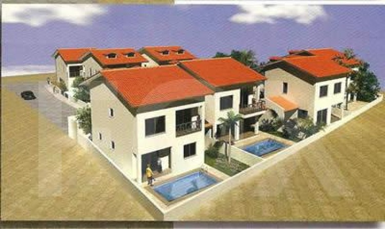 For Sale 3 Bedroom Semi-detached House in Troulloi, Larnaca 5
