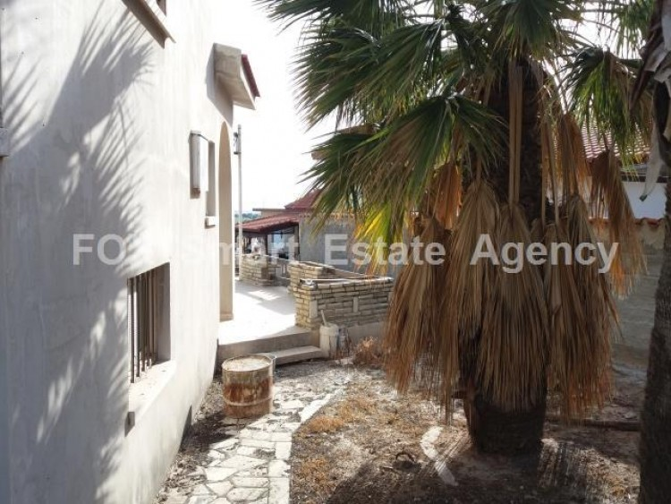 For Sale 4 Bedroom Detached House in Maroni, Larnaca