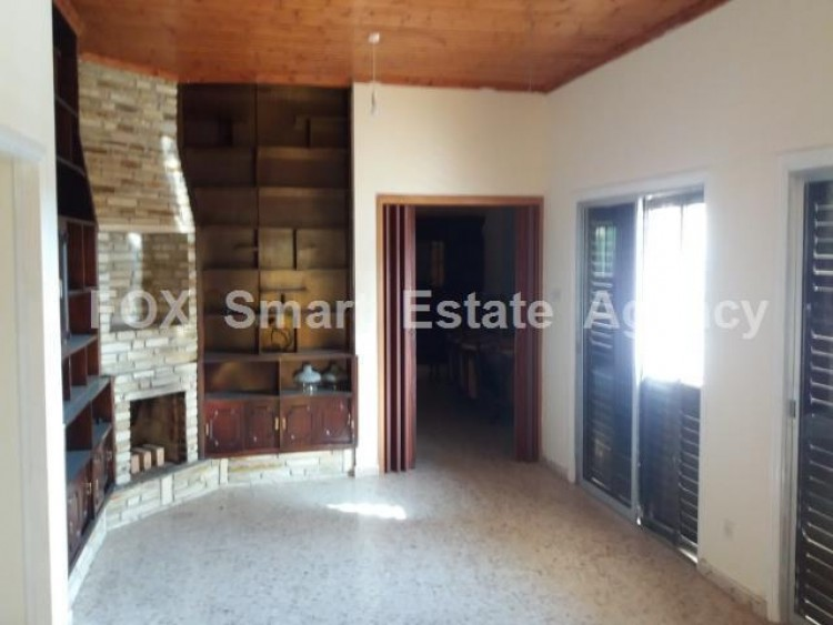 For Sale 4 Bedroom Detached House in Maroni, Larnaca 12