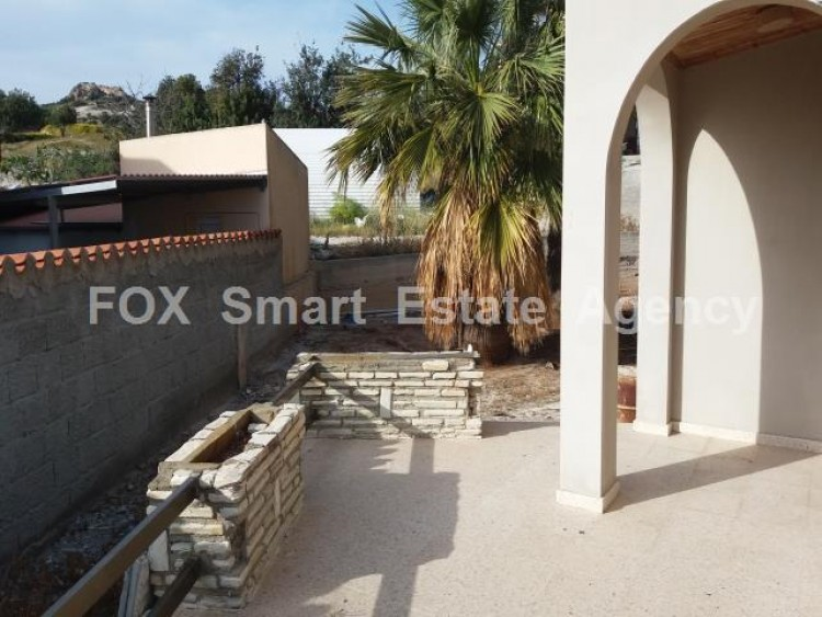 For Sale 4 Bedroom Detached House in Maroni, Larnaca 5
