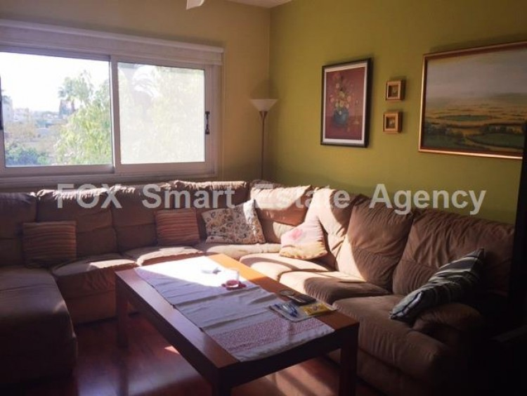 For Sale 3 Bedroom Apartment in Chriseleousa, Strovolos, Nicosia 2