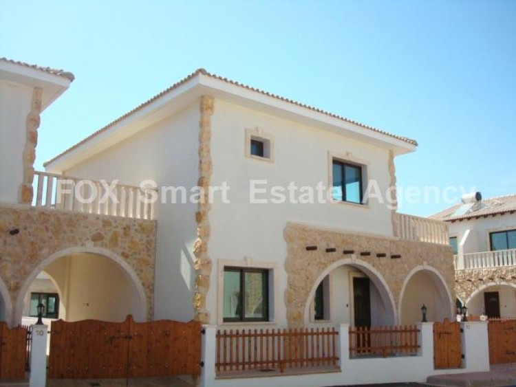 For Sale 3 Bedroom Detached Houses in Avgorou, Famagusta