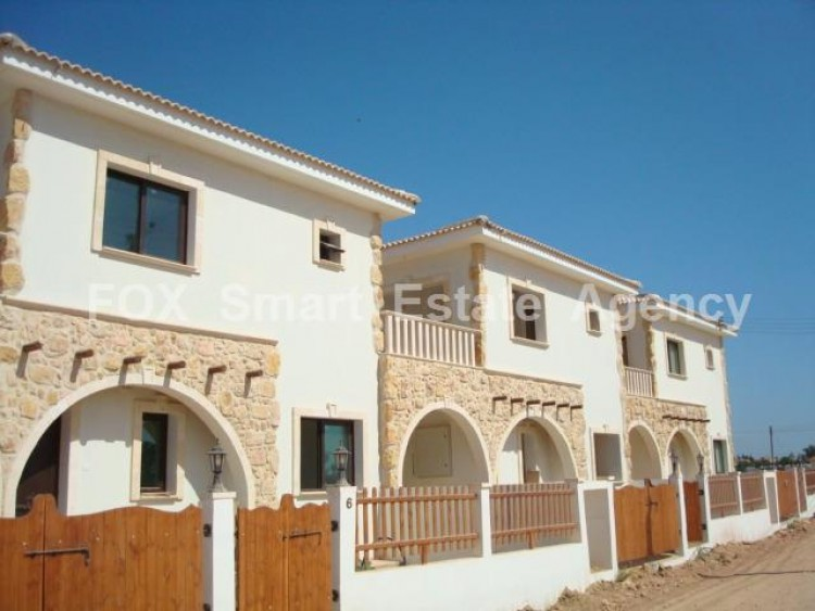 For Sale 3 Bedroom Detached Houses in Avgorou, Famagusta 2