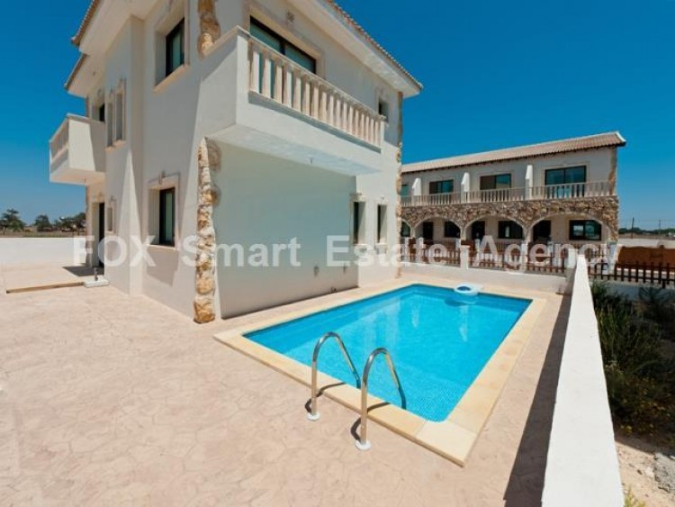 For Sale 3 Bedroom Detached Houses in Avgorou, Famagusta 7