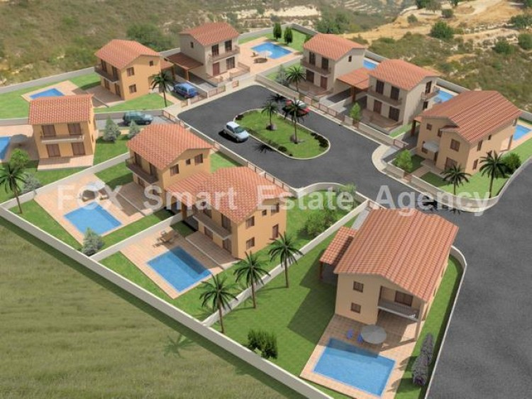 For Sale 3 Bedroom Detached House in Pano lefkara, Larnaca