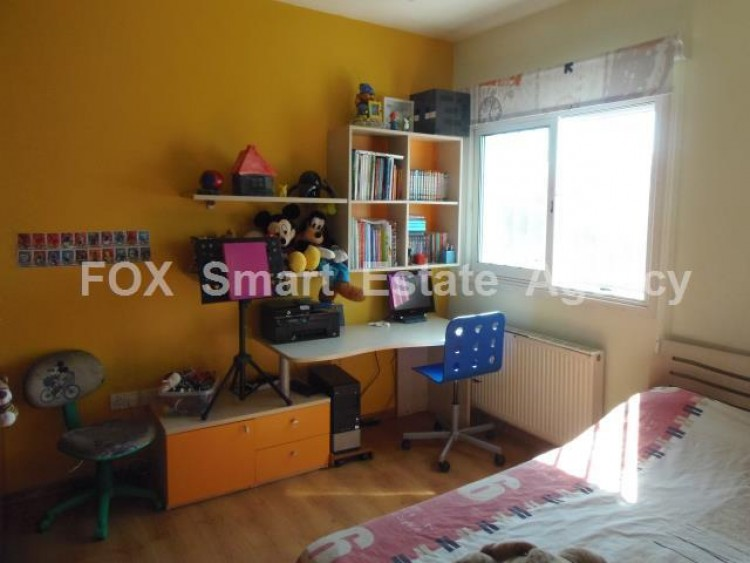 For Sale 3 Bedroom Apartment in Lykavitos, Nicosia 13