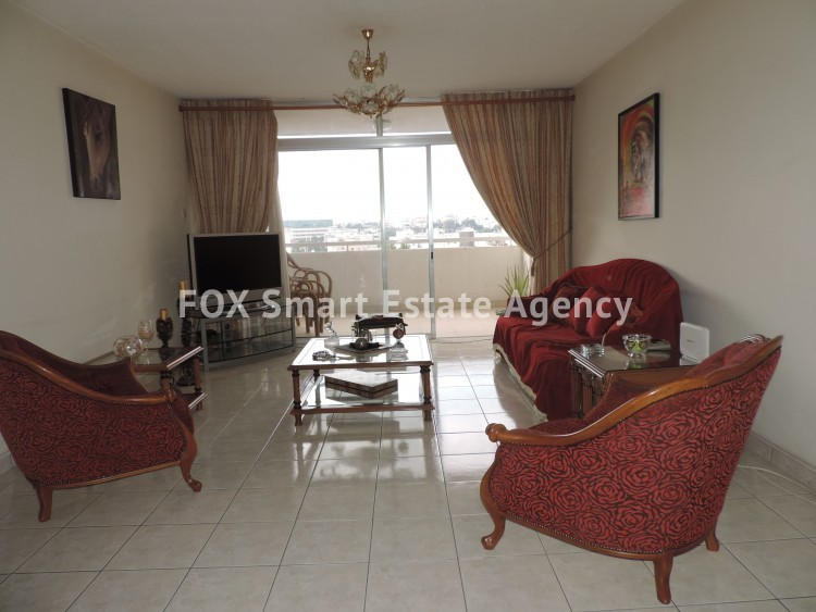 For Sale 3 Bedroom Top floor Apartment in Akropolis, Nicosia 4 16