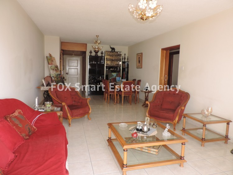 For Sale 3 Bedroom Top floor Apartment in Akropolis, Nicosia 4 6
