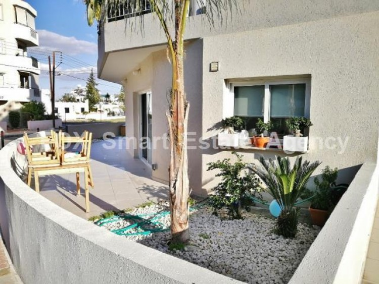 For Sale 2 Bedroom Ground floor Apartment in Stavros, Strovolos, Nicosia