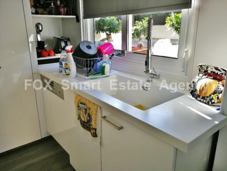 For Sale 2 Bedroom Ground floor Apartment in Stavros, Strovolos, Nicosia 13