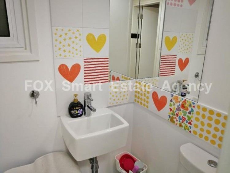 For Sale 2 Bedroom Ground floor Apartment in Stavros, Strovolos, Nicosia 17