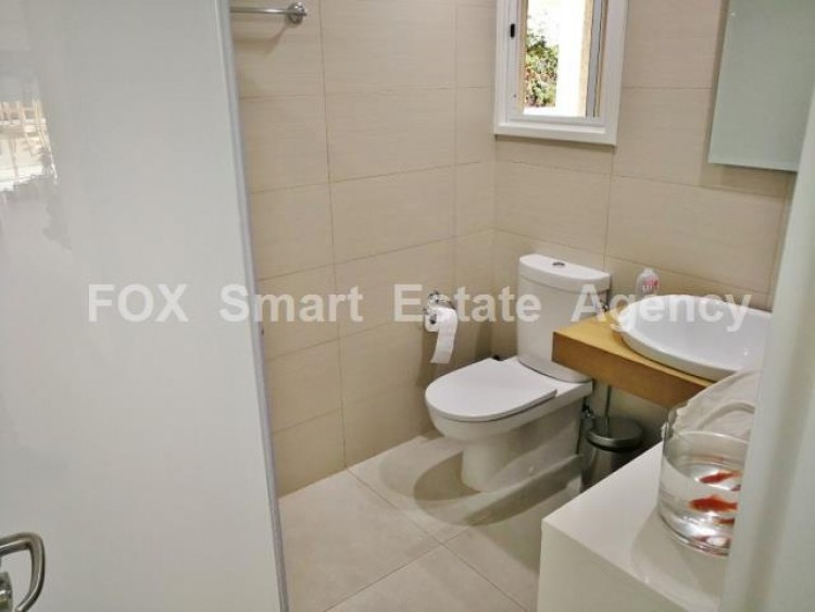 For Sale 2 Bedroom Ground floor Apartment in Stavros, Strovolos, Nicosia 18