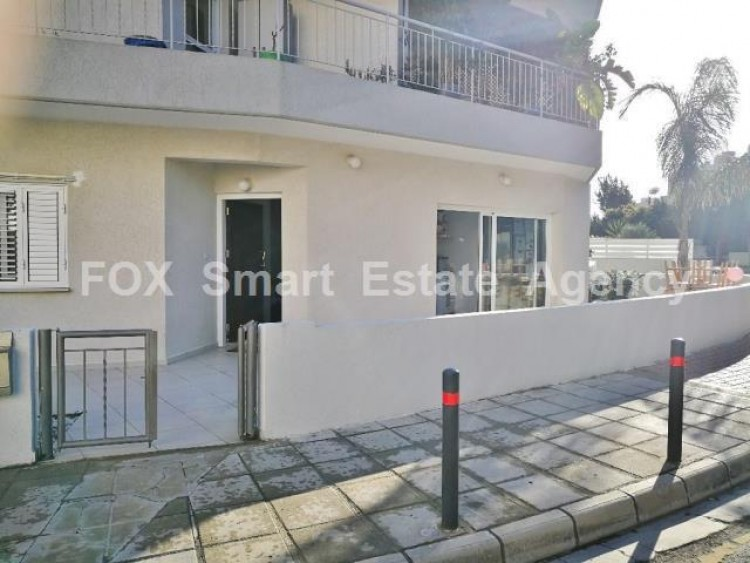 For Sale 2 Bedroom Ground floor Apartment in Stavros, Strovolos, Nicosia 2