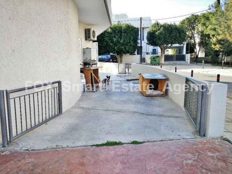 For Sale 2 Bedroom Ground floor Apartment in Stavros, Strovolos, Nicosia 5